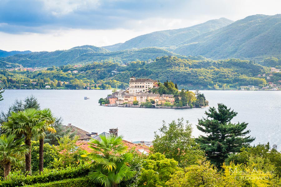 get married on lake orta