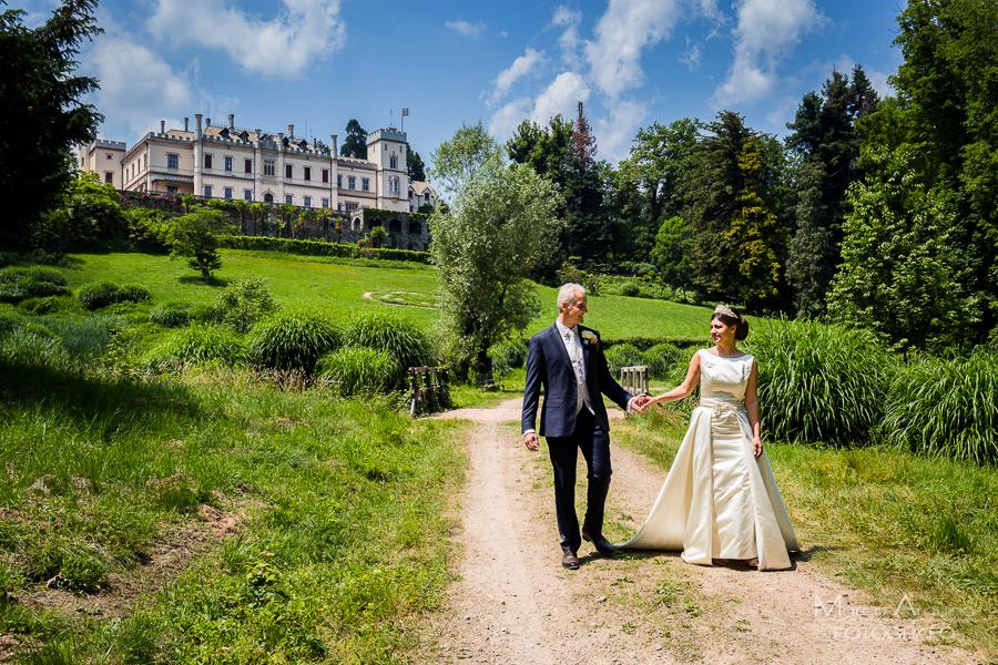 wedding castello dal pozzo