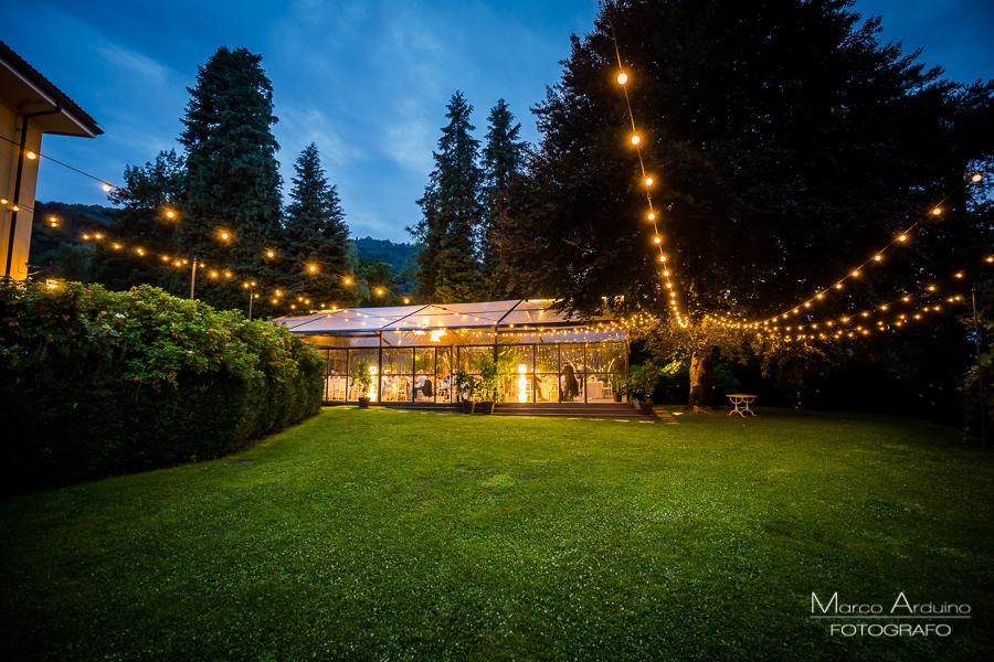 wedding at villa frua